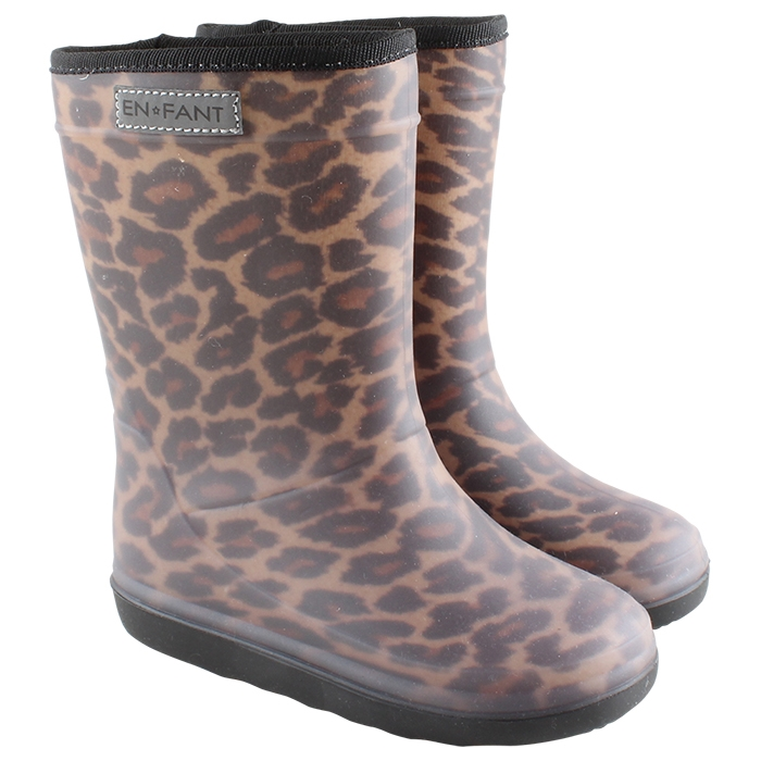 Thermo Boots stövlar leo brown en fant Zillstar.se