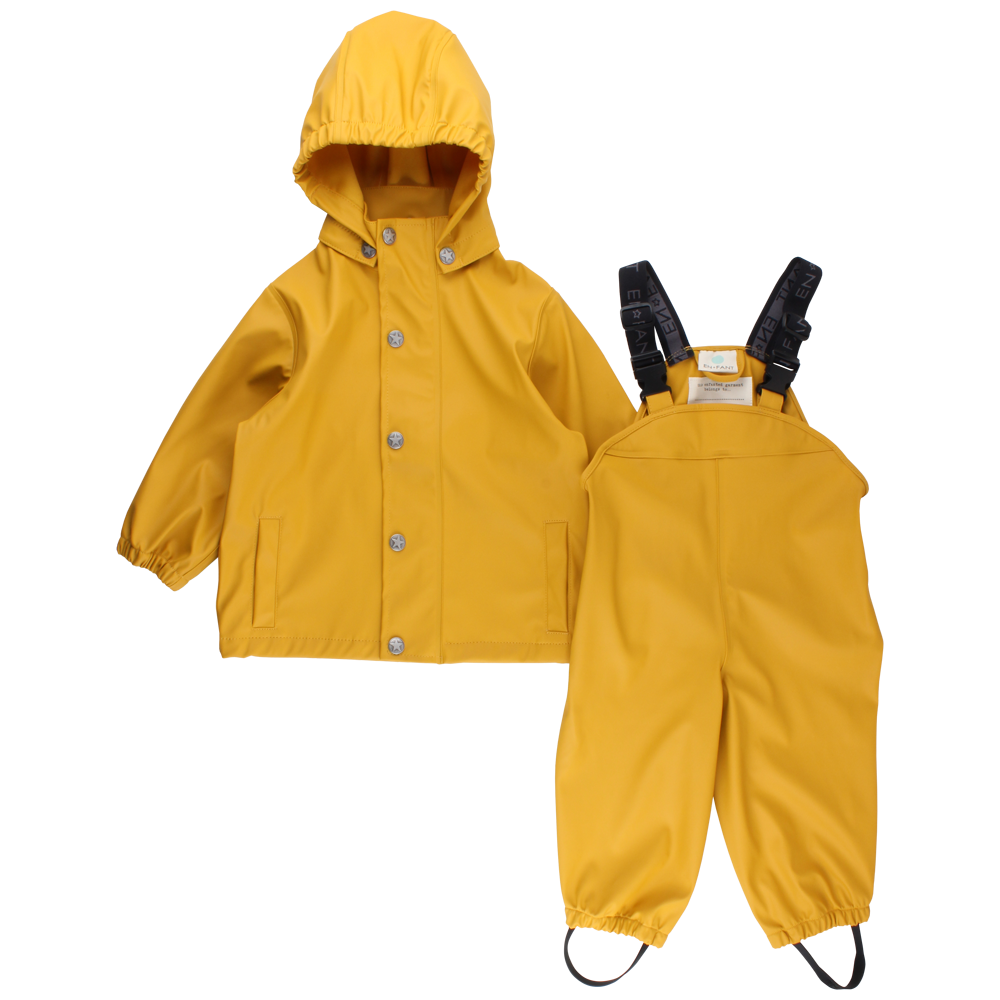 Gate Rainwear mini Nugget Gold