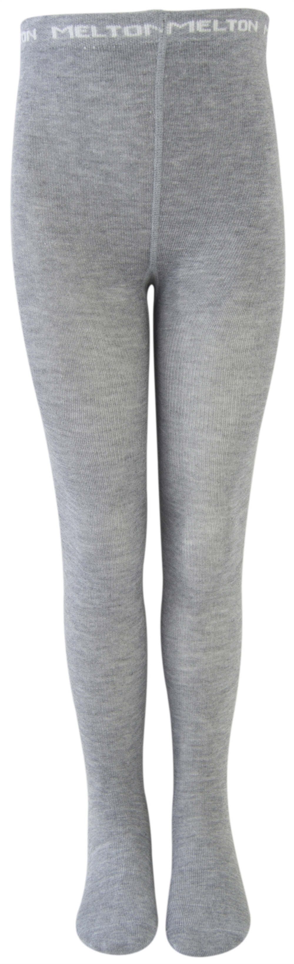 Tights bamboo light grey mel