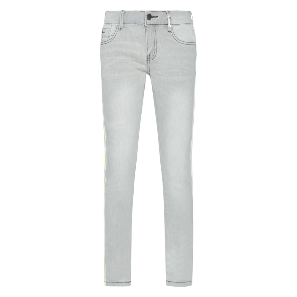 Valentina light grey denim