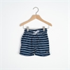 Haspen swim shorts classic navy stripe