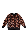 Sweater shrimp kids navy