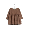 Dress Otilde caramel