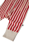 PYJAMAS STRIPE RED
