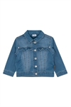 Elsa Indoor Jacket Washed denim