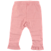 Small rags Pants pink volang