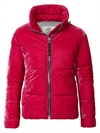 Girls Jacket Puff Magenta
