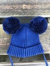 Ear hat navy